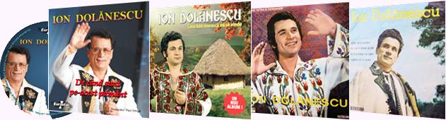 Discografie Ion Dolănescu