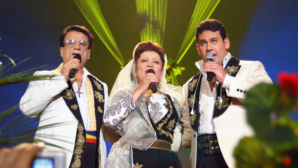Ion Dolanescu, Maria Ciobanu, Ionut Dolanescu