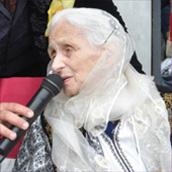 Lansarea cărții 'Un veac de dor matern' - Bunica Gherghina