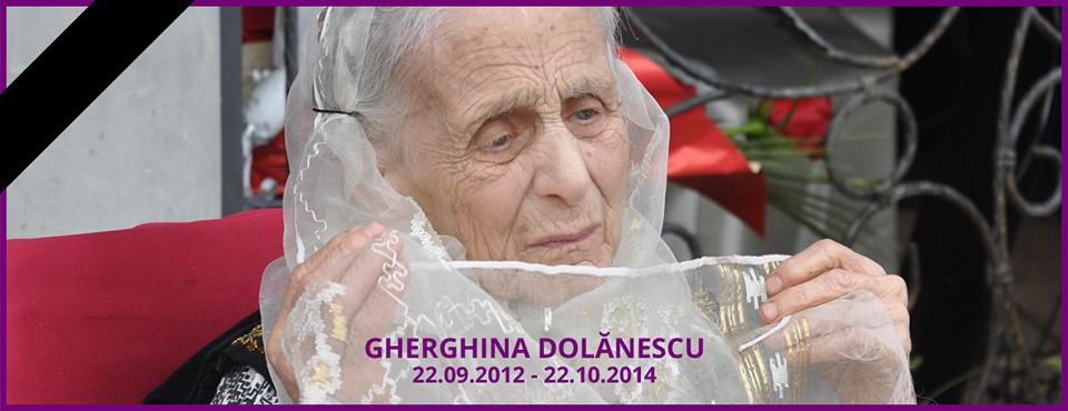 Gerghina Dolanescu